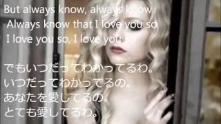 getlinkyoutube.com-AvrilLavigne Goodbye 和訳