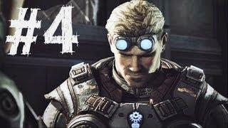 Gears of War Judgment Gameplay Walkthrough Part 4 - Halvo Bay - Campaign Chapter 2