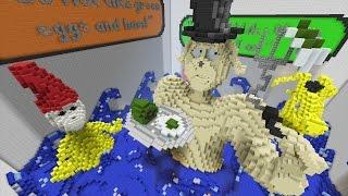 getlinkyoutube.com-Minecraft Xbox - World Of Seuss - Hunger Games
