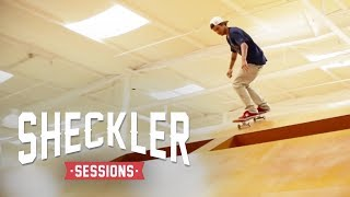 getlinkyoutube.com-Sheckler Sessions: Skate or Pie | S1E9