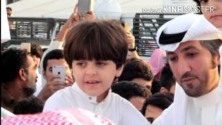 getlinkyoutube.com-زيارة الشاعر زياد بن نحيت وأبنائه لمهرجان بريدة