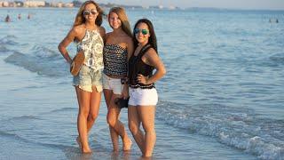 getlinkyoutube.com-Siesta Beach Girls Easter Sunday FDR-AX33 vs FZ1000