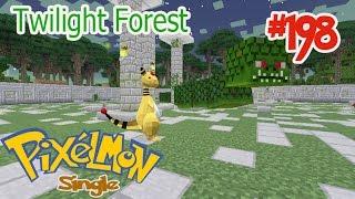 getlinkyoutube.com-Minecraft Pixelmon Single [3.3.8] #198 โปเกม่อนมุ่งสู่ Twilight Forest