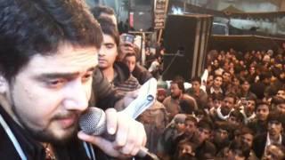 FARHAN ALI WARIS Live Azadari At:Malir Jafar-e-Taiyar 6 Rabi-ul-Awwal Part 1/2
