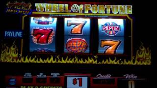 getlinkyoutube.com-Wheel of fortune Vegas slots