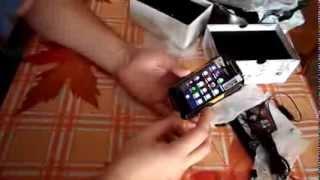 getlinkyoutube.com-Посылка из Китая Aliexpress телефон Discovery V5