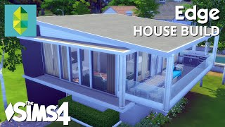 The Sims 4 House Building - Edge
