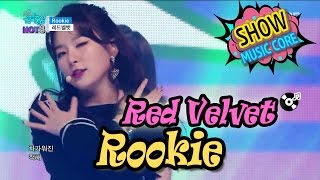 getlinkyoutube.com-[HOT] RED VELVET - Rookie, 레드벨벳 - 루키 Show Music core 20170225