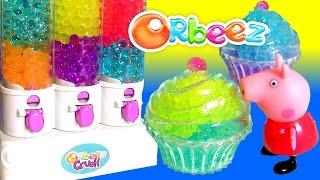 getlinkyoutube.com-ORBEEZ CRUSH Sweet Treats Studio Playset Magically Grows in Water by Funtoys Disney Toy Review