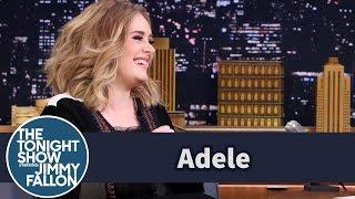 getlinkyoutube.com-Adele Didn't Realize Just How Live SNL Is