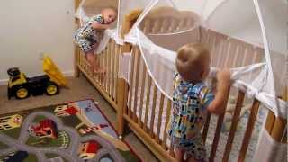 The Game These Twins Play Before Going To Bed Will Brighten Your Day!