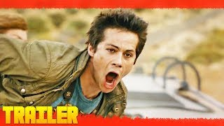 Maze Runner 3: The Death Cure (2018) Tráiler Oficial Español