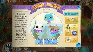 Animal Updates! - New Sole Arcade Den!