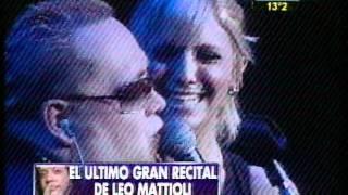 Leo Mattioli perdoname