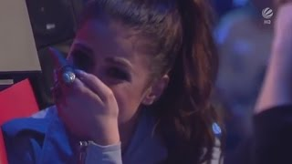 getlinkyoutube.com-Solomia sings 'Time To Say Goodbye' - The Voice Kids Germany 2015 - Blind Auditions