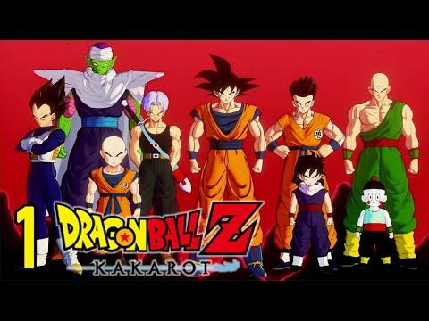 Dragon Ball Z: Kakarot [Walkthrough Gameplay ITA Parte 1]