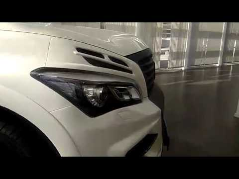 Infiniti QX80 LR3 в Дилерском Центре  Infiniti «Fresh Auto»
