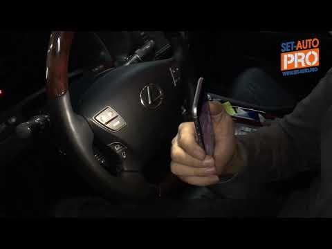 SET AUTO.PRO ремонт рулевого колеса Lexus LS460