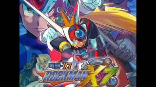MegaMan X7 full (RockMan X7) CODE CRUSH
