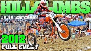 getlinkyoutube.com-FULL EVENT: Devils Staircase Pro Hill Climb 2012, dirt drag racing Oregonia Ohio