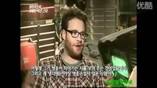 韩国KBS专访青蜂侠剧组 杰伦哼唱Nobody