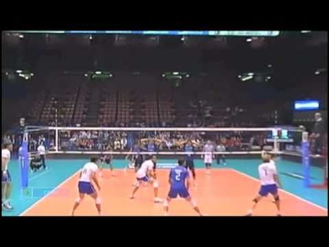 World Cup 2010 Volleyball Highlights