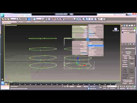 3ds Max Spline Modeling Fundamentals