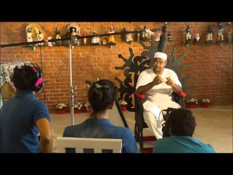Pai Francisco Borges entrevistado por TV Britânica -  Documentário Umbanda Renovada