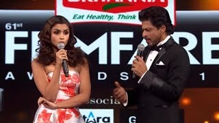 63rd jio filmfare awards 2018 | SRK, Aamir, Deepika hilarious moments must watch