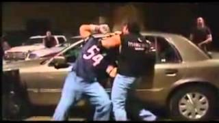 getlinkyoutube.com-John cena vs Eddie Guerrero Parking Lot Brawl 2003