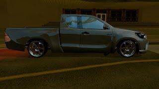 getlinkyoutube.com-review - Toyota REVO CAB. Gta sa