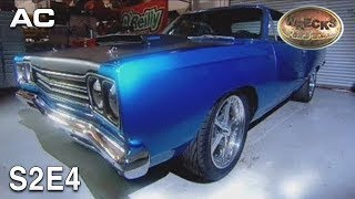 getlinkyoutube.com-Wrecks to Riches | S02E04 | Plymouth Satelite Roadrunner