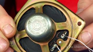 getlinkyoutube.com-Простая схема звукового сигнализатора на ...