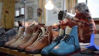 getlinkyoutube.com-Einat's Shoes The art of shoe making
