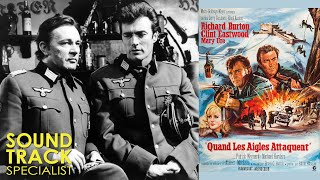 getlinkyoutube.com-Clint Eastwood; Richard Burton | Where Eagles Dare (1968) | On Location