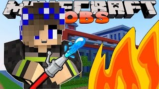getlinkyoutube.com-Minecraft Jobs-Little Carly Adventures-TRAINING TO BE A FIREMAN w/Donut the Dog