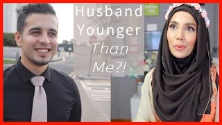 getlinkyoutube.com-HUSBAND YOUNGER THAN ME?! | #OcTalkber | Amena
