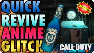 getlinkyoutube.com-BO3 Zombies Shadows Of Evil New! 'QUICK REVIVE' Animation Glitch