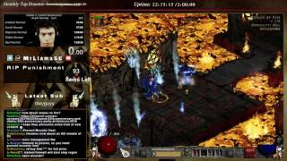 getlinkyoutube.com-Diablo 2 - UBERS! First attempts (Sorc)