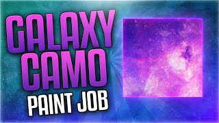 "getlinkyoutube.com-HOW TO MAKE GALAXY CAMO! - ""GALAXY Camo"" PAINTJOB TUTORIAL! (BO3 GALAXY Paint Job)"