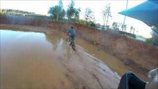 getlinkyoutube.com-Mountain Bike | Adventure - Mud Run