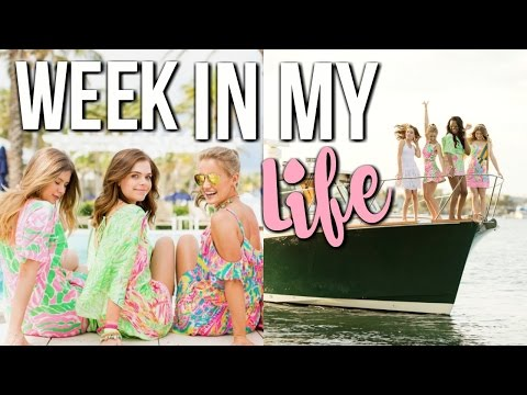 Weekend in My Life: Palm Beach with Lilly Pulitzer