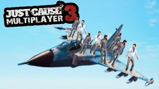 getlinkyoutube.com-JUST CAUSE 3 MULTIPLAYER HIGHLIGHTS! - THIS IS SO MUCH FUN!