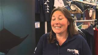 EXCLUSIVE: Scubaverse talks to Abbie Hine from WiseOceans at DIVE 2014
