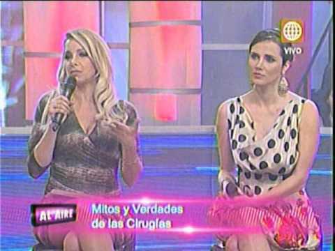Al Aire- Cirugías de famosos- 25/07/13