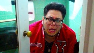 getlinkyoutube.com-Singin On The Toilet (Vlog #323) YTF Tour- NYC/Minneapolis