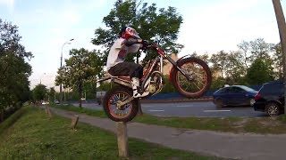 getlinkyoutube.com-Urban Moto Trial Freerider
