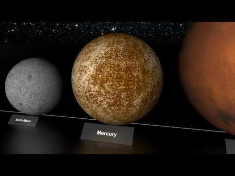 Star Size Comparison HD AudioV2