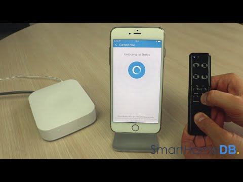 HOW-TO: Pair and Connect your Samsung SmartThings Hub with an Aeotec Minimote