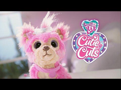 Little Live Pets Scruff-a-Luvs Cutie Cuts - Assorted*